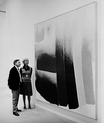 Janet Solinger and Abram Lerner