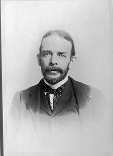 George Brown Goode, by Unknown, c. 1880s, Smithsonian Archives - History Div, 10667 or MAH-10667.