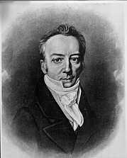 James Smithson Engraving