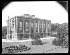 The Washington Armory Building