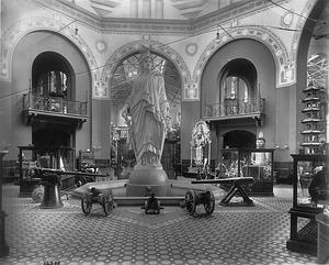 """Statue of Freedom"" in A&I Rotunda"