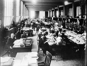 Bureau of War Risk Insurance in NHB
