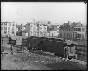 United States Fish Commission Railroad Car