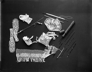 Textile Exhibit, United States National Museum
