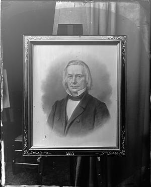Portrait Painting of SI Regent John Maclean (1800-1886)