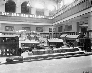 Mining Exhibit, U.S. National Museum
