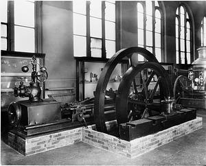 Machine Display in A&I