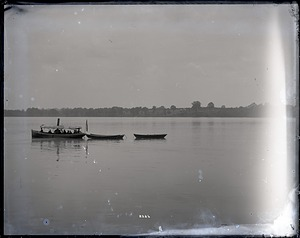 United States Fish Commission Steamer
