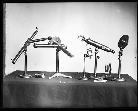 Assorted Telescopes and Viewing Apparatus