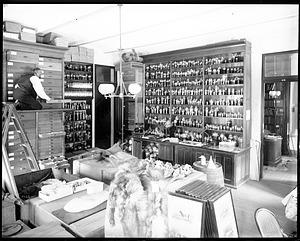 Mammal Laboratory, 1886, Smithsonian Institution Archives, SIA Acc. 11-006 [MAH-3665].