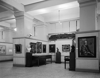 Smithsonian Centennial Exhibit, NCFA