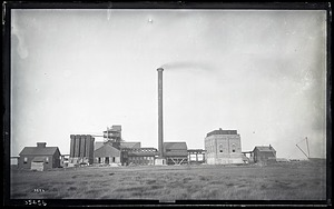 Exterior View of Iron Works, 1880, Smithsonian Institution Archives, SIA Acc. 11-006 [MAH-3826].