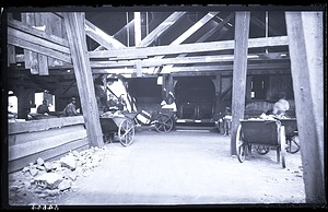Interior View of Iron Works, 1880, Smithsonian Institution Archives, SIA Acc. 11-006 [MAH-3833].