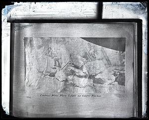 """""""Central Mine Mass Copper at Copper Harbor"""""""