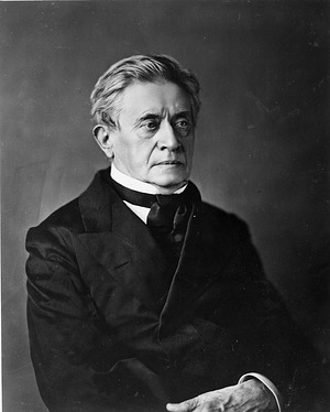 Portrait of Joseph Henry