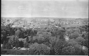 Panoramic View of the City of Washington, D.C