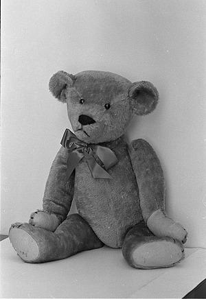 Original Teddy Bear at NMHT
