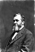 Spencer Baird Elected Secretary, May 17, 1878, Smithsonian Archives - History Div.