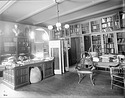George Brown Goode's Office in A&I Building, 1896