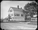 Unidentified House in Woods Hole, Massachusetts