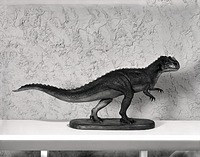 Ceratosaurus Nasicornis Model, 1965, Smithsonian Institution Archives, SIA Acc. 16-126 [MNH-1367].