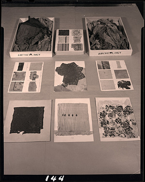 Testing, Washing, and Mounting Textiles Demonstration