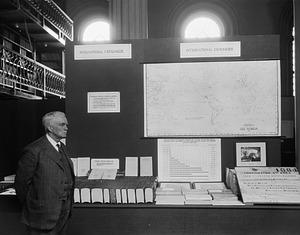 International Exchange Exhibit, 1927