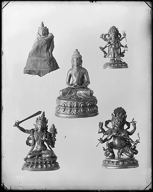Inner Asia Artifacts, 1890, Smithsonian Institution Archives, SIA Acc. 11-007 [MNH-5131].