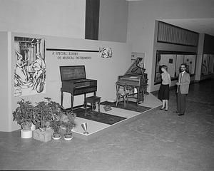 Musical Instruments Exhibit, NHB