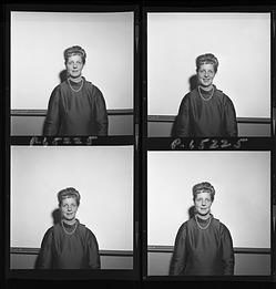 Portrait of Mary Livingston Ripley