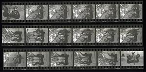 """Presentation of Alexander Calder Stabile """"Nenuphar"""""""
