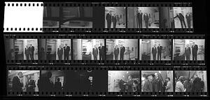 Presentation of President Lyndon B. Johnson Portrait