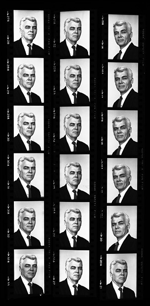 Portrait of Ben Lawless, 1966, Smithsonian Institution Archives, SIA Acc. 11-008 [OPA-52].