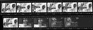 Exhibits Specialist Rolland O. Hower; Clock Watcher Edwin A. Battison