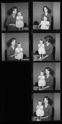 Unidentified Woman and Child, 1965, Smithsonian Institution Archives, SIA Acc. 11-008 [OPA-83].