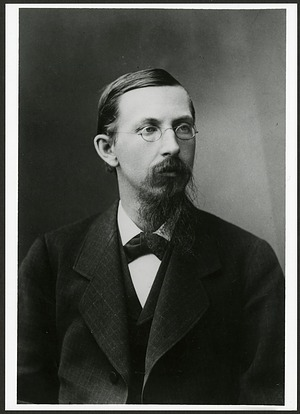 William Healey Dall (1845-1927), 1879, Smithsonian Institution Archives, SIA RU000095 [SA-1145].