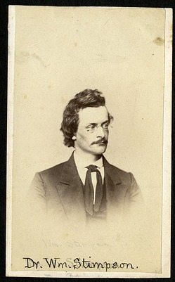William Stimpson (1832-1872), Smithsonian Institution Archives, SIA RU000095 [SA-778].