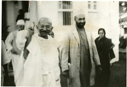 Mahatma Gandhi (1869-1948), 1939, Smithsonian Institution Archives, SIA RU007091 [SIA2007-0003].