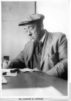 Maynard Mayo Metcalf (1868-1940), Smithsonian Institution Archives, SIA Acc. 90-105 [SIA2007-0113].
