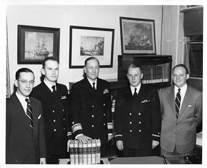 Office of Naval History Staff