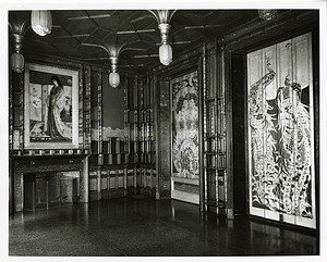 Peacock Room - Northeast Corner