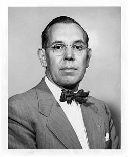 Frank R. Bradley, 1950s-1960s, Smithsonian Institution Archives, SIA Acc. 90-105 [SIA2007-0333].