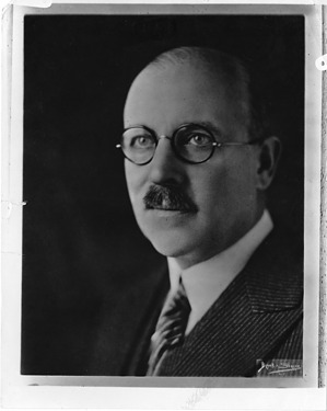 Herman A. Brassert (1875-1961), Smithsonian Institution Archives, SIA Acc. 90-105 [SIA2007-0357].