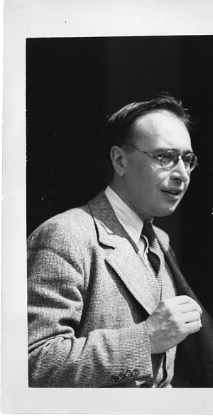 Gregory Breit (1899-1951), 1939, Smithsonian Institution Archives, SIA Acc. 90-105 [SIA2007-0374].