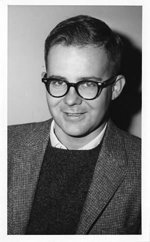 David Lawrence Thurber (b. 1934)