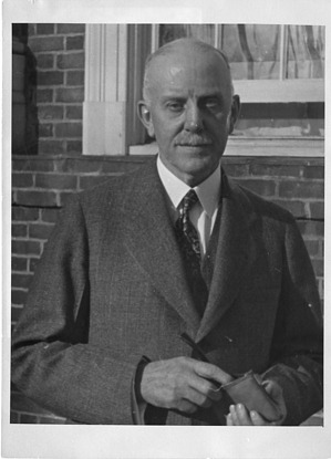 William Bowie (1872-1940), Smithsonian Institution Archives, SIA Acc. 90-105 [SIA2008-0010].