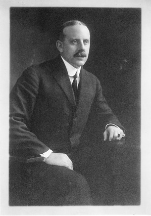 William Bowie (1872-1940), 1924, Smithsonian Institution Archives, SIA Acc. 90-105 [SIA2008-0012].