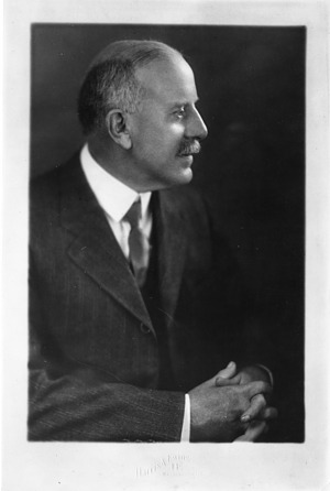 William Bowie (1872-1940), Smithsonian Institution Archives, SIA Acc. 90-105 [SIA2008-0013].