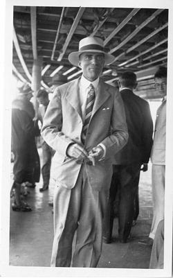 John Sedgwick Burd (1876-1965), Smithsonian Institution Archives, SIA Acc. 90-105 [SIA2008-0069].