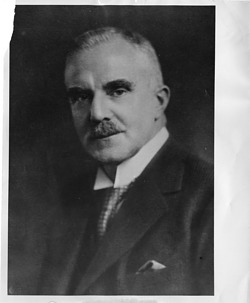 Arthur Henry Burgess (1874-1948), Smithsonian Institution Archives, SIA Acc. 90-105 [SIA2008-0076].